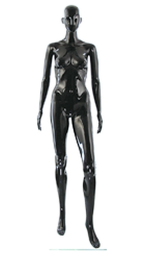 Female Mannequin F13G Black
