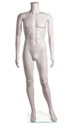 Headless Male Mannequin MH1